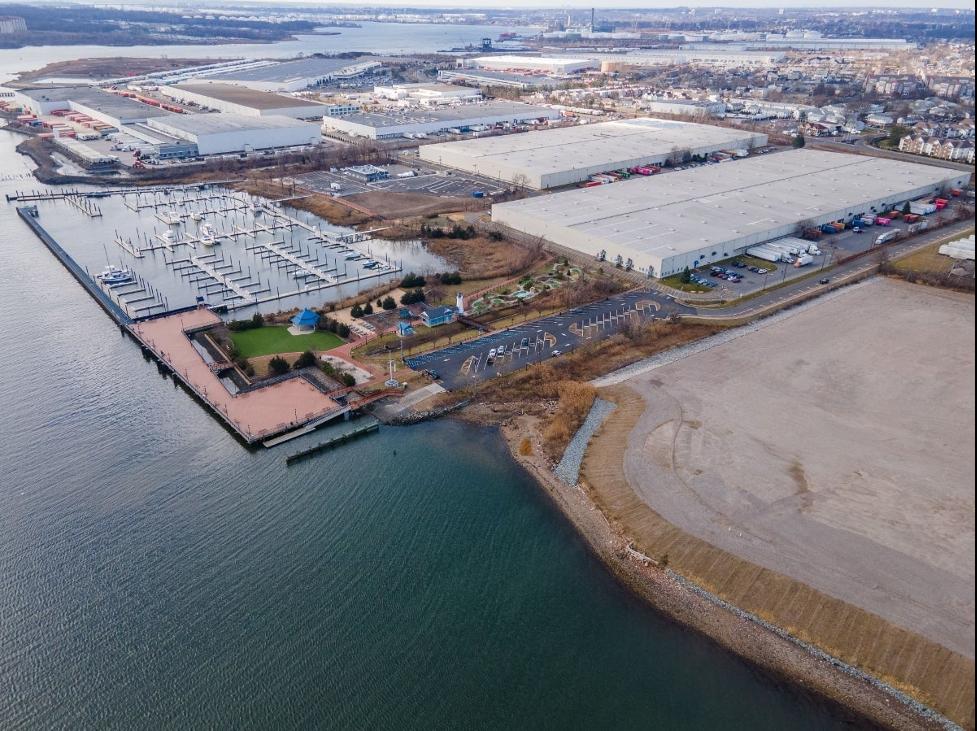 Figure 7. Carteret Waterfront (Source: Patch.com)