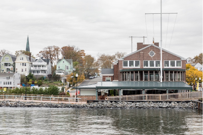 Figure 4. Perth Amboy from the Water (source: NYTimes)