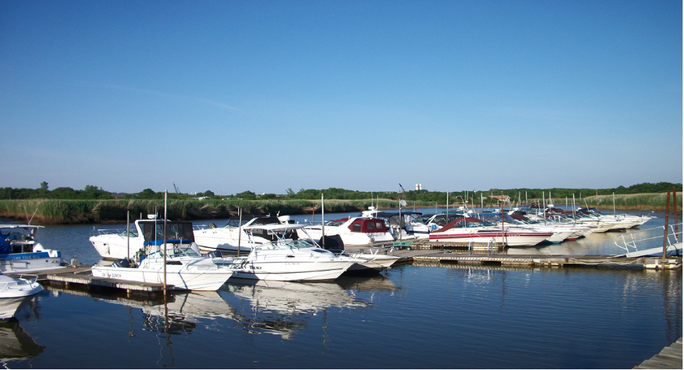 Figure 3. South River Waterfront (Source: Bignell Planning Consultants via the South River Master Plan)