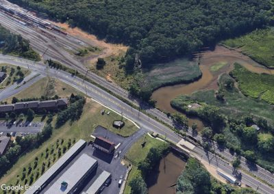 Transit Infrastructure Riverine