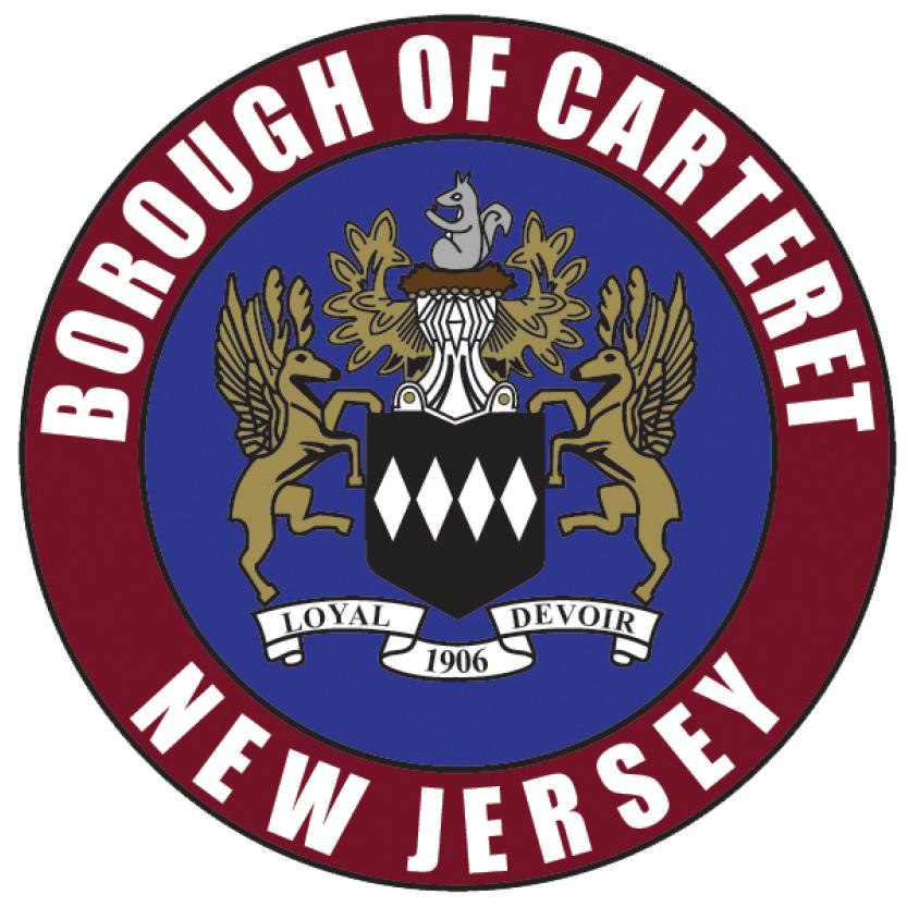 Carteret Borough Seal